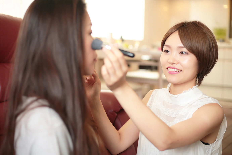 美容学生の新卒採用支援